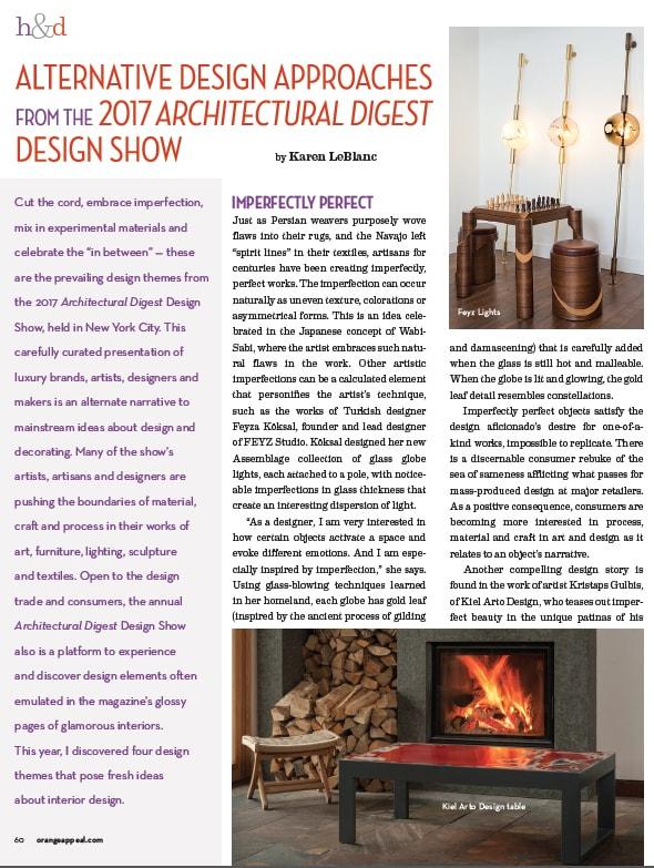 94 articles for interior design home design ideas for Interior design magazine articles