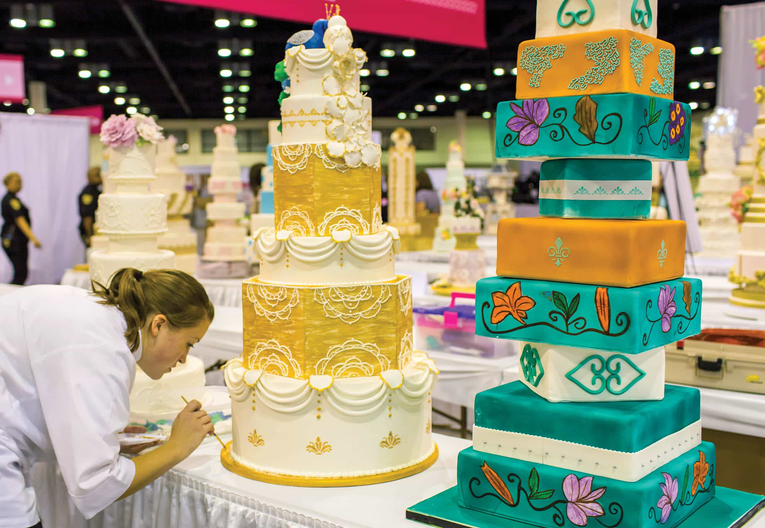 The Sweet Spot of Design—Cake as the Canvas - The Design Tourist