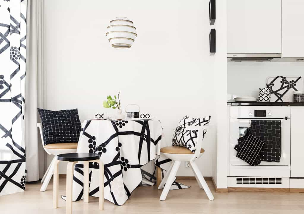 Marimekko textiles and Artek kitchen furniture. For more design destinations, subscribe to the channel at youtube.com/TheDesignTourist