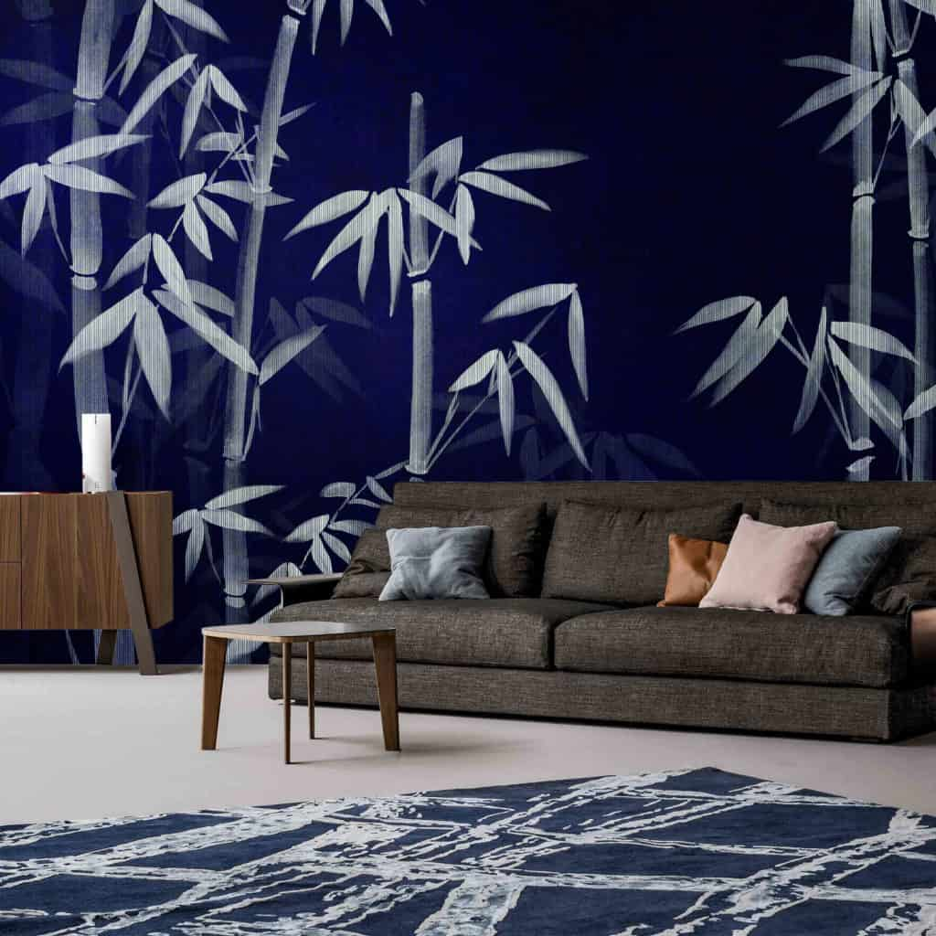 Maya wallpaper design from the Palingenes Collection, Skinwall