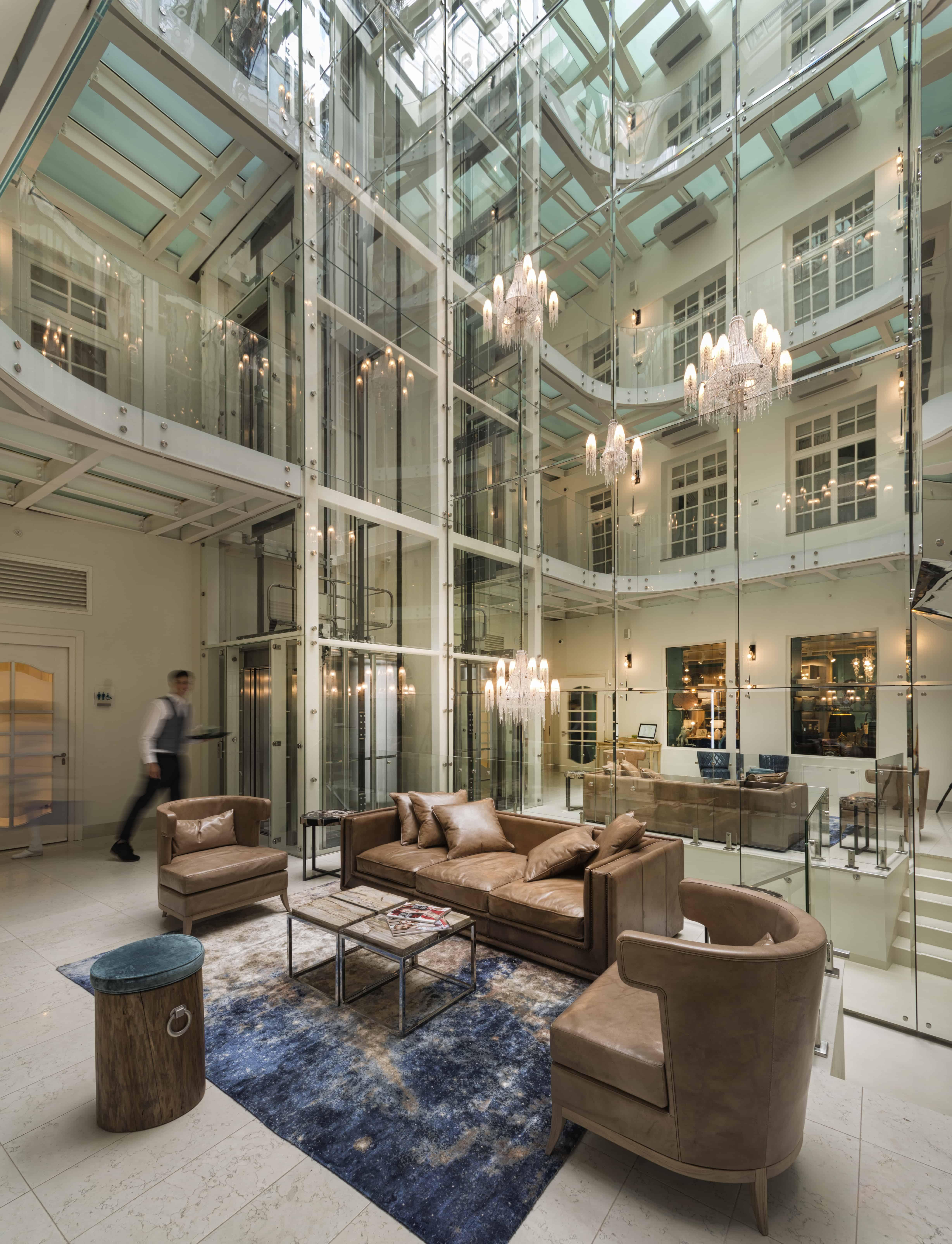 Design Hotel Relais Le Chevalier The Design Tourist