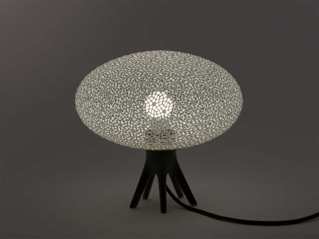 Array lamp by Fitchwork