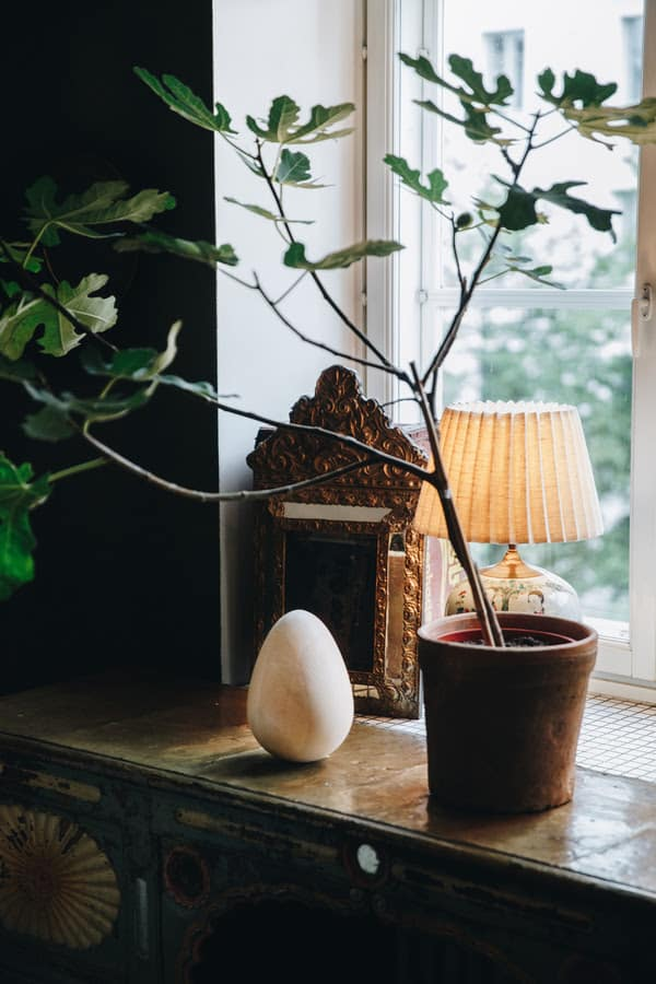 A minimalist sculpture made from sustainably grown Nordic birch designed by Finnish designers Elina Helenius and Saara