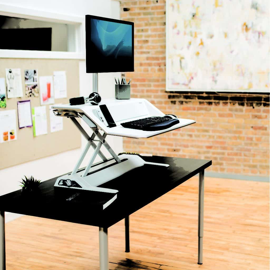 ESI Ergonomic Solutions LotusDX Lifestyle workstation