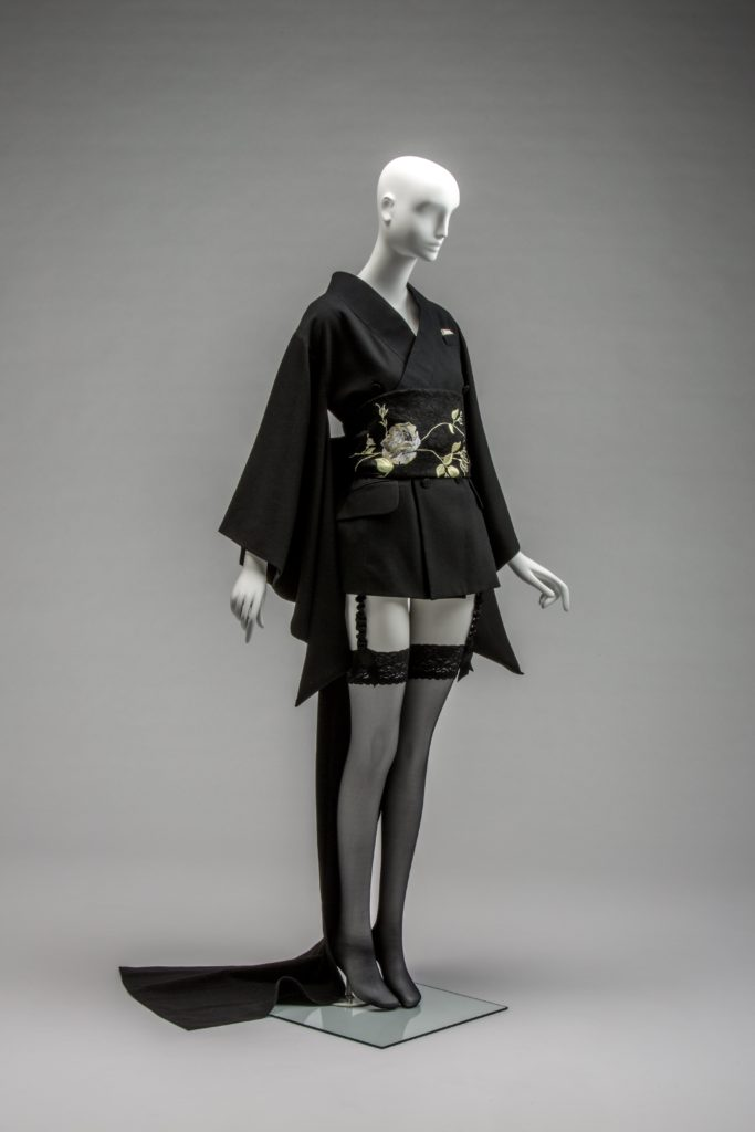 John Galliano Ensemble / Autumn/Winter 1994 Collection of the Kyoto Costume Institute Photo by Takashi Hatakeyama