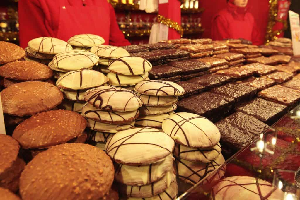 Gingerbread at the Christkindlesmarkt © Steffen Oliver Riese