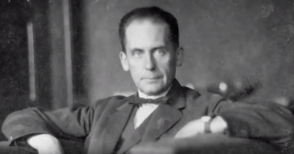Walter Gropius founded the Bauhaus school in Germany in 1919