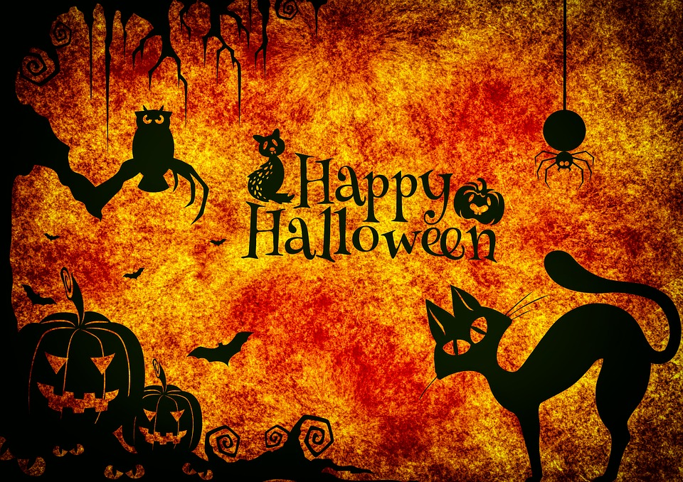 Happy Halloween wallpaper.