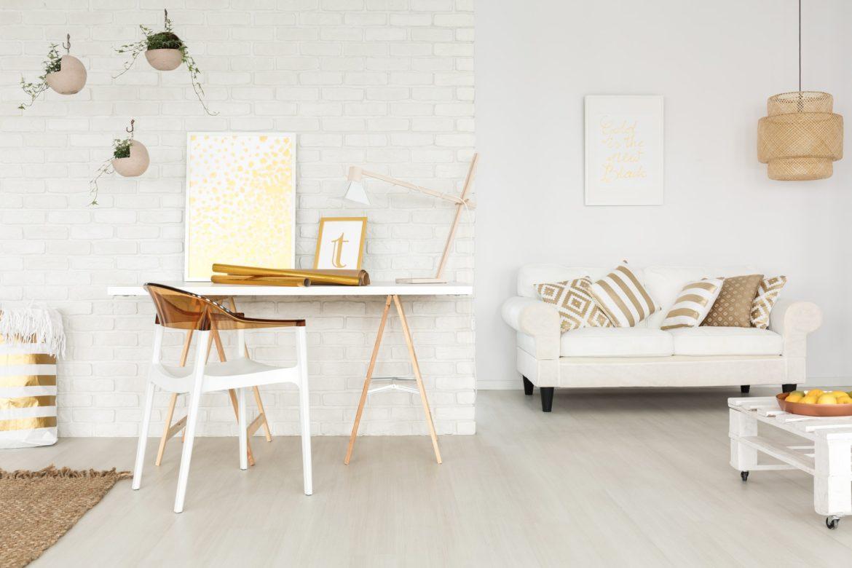 Stylish designer's office