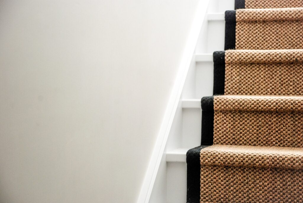 Stairway in a house